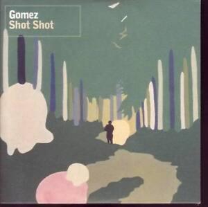 GOMEZ Shot Shot 1 track UK PROMO CD SINGLE - Leek, Nederland - Staat: Vrijwel nieuw: Een object dat zojuist uit de verpakking lijkt gehaald. Het object vertoont geen slijtage, is intact en in onberispelijke staat. Bekijk de aanbieding van de verkoper voor de volledige details en een beschrijving van - Leek, Nederland