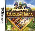 Jewel Master: Cradle of Persia (Nintendo DS, 2012) - European Version
