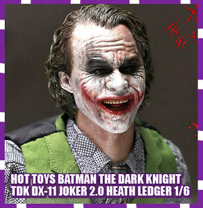 HOT-TOYS-DX-11-BATMAN-DARK-KNIGHT-TDK-JOKER-VERSION-2-0-2-V2-HEATH-LEDGER-NEW