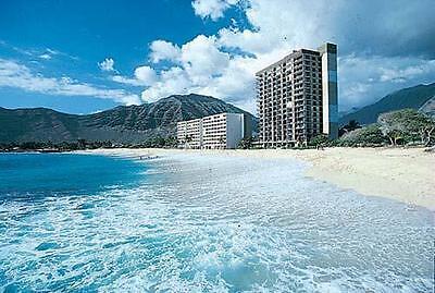 HAWAIIAN PRINCESS RESORT 1br OCEANFRONT Oahu Hawaii Timeshare Vacation Rental