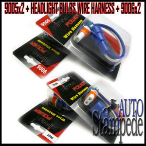 9005-9006-Heavy-Duty-Ceramic-Wire-Harness-Connectors-for-Headlights
