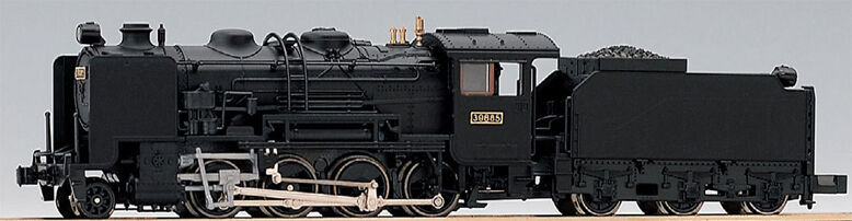 KATO 2015 JNR Steam Locomotive Type 9600 with Smoke Deflector