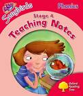 Oxford Reading Tree: Level 4: Songbirds Phonics: Teaching Notes by Mary Mackill, Thelma Page, Gill Howell, Liz Miles, Pam Mayo (Paperback, 2008)