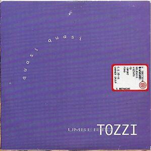 UMBERTO-TOZZI-raro-CD-SINGLE-PROMO-1-traccia-QUASI-QUASI-stampa-TEDESCA