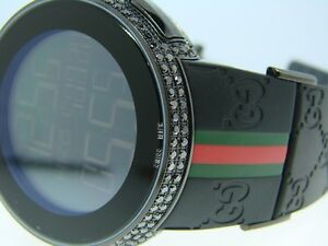 Black-Diamond-Full-Case-I-Gucci-Digital-Diamond-Watch