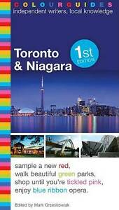 Toronto-and-Niagara-Colourguide-Mark-Grzeskowiak-Used-Good-Book