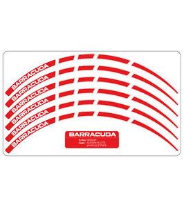 BARRACUDA-KIT-ADESIVI-RUOTE-ROSSO-CON-SCRITTA-BIANCA-DUCATI-HYPERMOTARD-1100