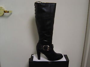 WOMENS-HARLEY-DAVIDSON-SAMI-MOTORCYCLE-BOOTS-BLACK-LACE-AFTER-RIDE-D85157-NEW