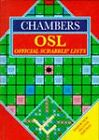 Chambers Official Scrabble Lists by Darryl Francis, Allan Simmons (Hardback, 1995)