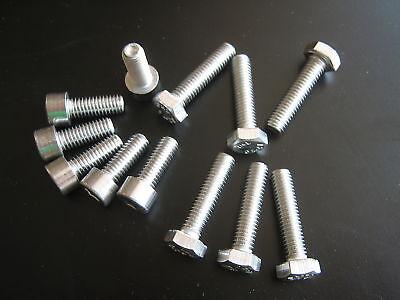 Stainless Steel Engine Bolt kit Honda NX 650 Dominator