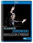 Beethoven - Jurowski - Coriolan Overture/ Symphony Nos.4/ 7 (Blu-ray, 2011)
