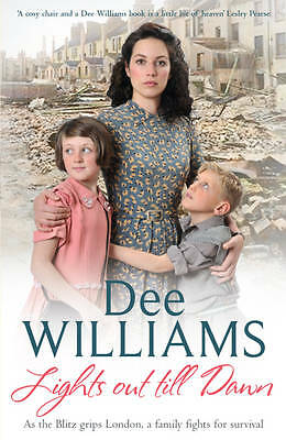 """""""AS NEW"""" Lights Out Till Dawn: A moving saga of a family's struggles in wartime"""