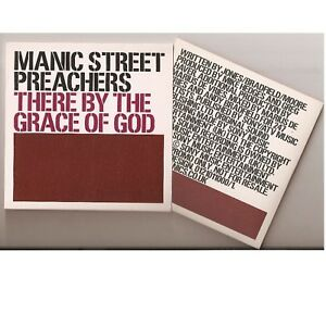 MANIC STREET PRECHERS -THERE BY THE GRACE OF GOOD SLIDE - Italia - MANIC STREET PRECHERS -THERE BY THE GRACE OF GOOD SLIDE - Italia