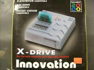 PSX-Sony-PLAYSTATION-Unlimited-Memory-Card-PC-Erase-Copy-Machine-Dex-Drive