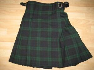 Schottenrock-Kilt-Herren-Black-Watch-aus-Schottland-diverse-Groessen-NEU