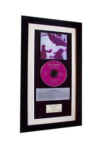 SMITHS-MORRISSEY-Debut-1st-CLASSIC-CD-Album-FRAMED