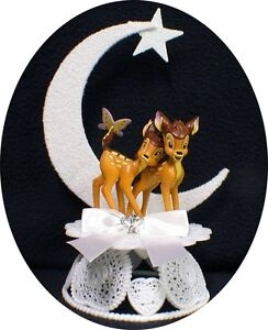 Image Is Loading Wedding Cake Topper W Disney Classic Bambi The