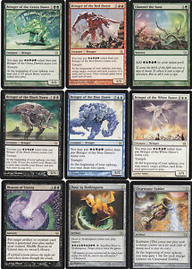 60-Card-Bringer-Modern-Legacy-Legal-Deck-Magic-MTG-12-Rares-Listed