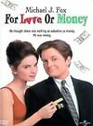 For Love or Money (DVD, 2003)