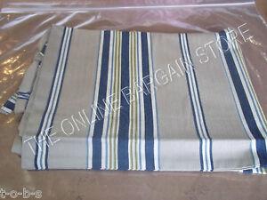 Pottery Barn Navy Blue Celeste French Stripe bed Sham