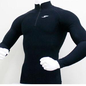 Skin-Tight-Gear-Mens-Winter-Compression-107-Sports-Top