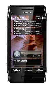 Original Nokia X7-00 8GB Steel Black! Wie neu! Ohne Simlock! TOP ZUSTAND! OVP!