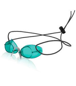 225548e67 Óculos De Natação Sueco-Antifog-Cor Verde-Bungee Cinta