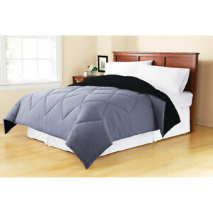 Mainstays-Reversible-Microfiber-Bedding-Comforter-ALL-COLORS-and-SIZES
