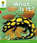 Oxford Reading Tree: Level 2: More Patterned Stories A: What is it? by Thelma Page, Roderick Hunt (Paperback, 2011)