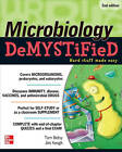 Microbiology DeMYSTiFieD by Jim Keogh, Tom Betsy (Paperback, 2000)
