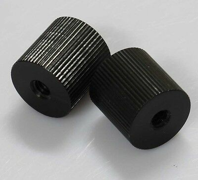 "2pcs  1/4"" female to 1/4"" female Convert Screw Adapter  for rod rail system etc"