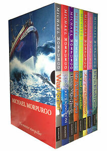 Michael-Morpurgo-Series-8-Books-Set-Children-Collection-Includes-War-Horse-Pack