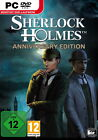 Sherlock Holmes - Anniversary Edition Box (PC, 2011, DVD-Box)