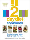 The 2-Day Diet Cookbook by Michelle Harvie, Professor Tony Howell (Paperback, 2013)
