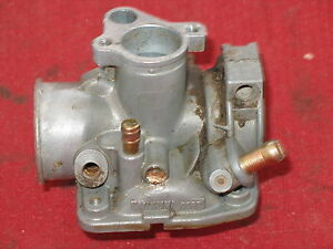 carb carbie carburetor body hose fittings 1994 94 yamaha