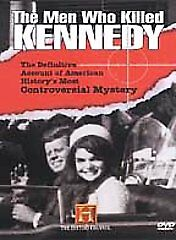 The-Men-Who-Killed-Kennedy-DVD-2002-2-Disc-Set-DVD-2002