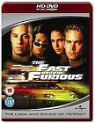 The Fast And The Furious (HD DVD, 2007)