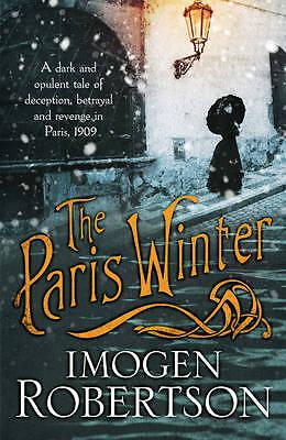 Robertson, Imogen, The Paris Winter, Very Good Book