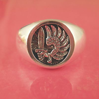 French Foreign Legion-Soldier Of Fortune-Mercenary Ring