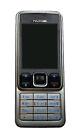 Nokia 6300 - Silver (Orange) Mobile Phone