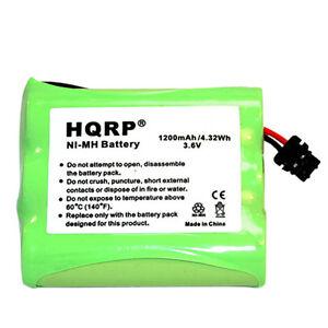 Hqrp-Batterie-Telephone-sans-Fil-pour-Panasonic-N4hkgmb00001-P-P501pa-P-P504
