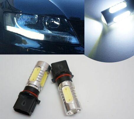 2 AMPOULE LED HLU P13W 8W = 35W TRE PUISSANTE BLANC XENON SANS ERREUR ODB CANBUS