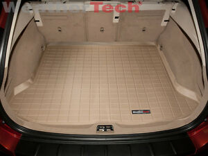 Weathertech Cargo Liner Trunk Mat For Volvo Xc60 2010