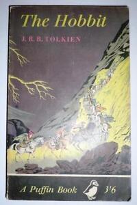 J-R-R-Tolkien-The-Hobbit-First-Paperback-edition-1961