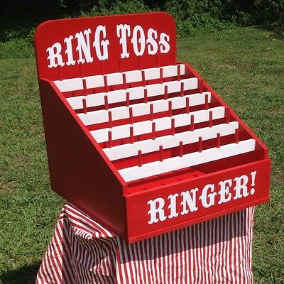 Ring Toss Carnival Game for VBS or School Party