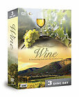 Wine (DVD, 2011, 3-Disc Set)