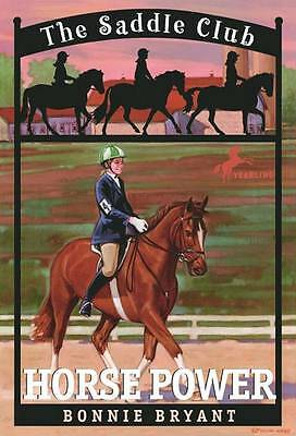(Very Good)-Saddle Club 4: Horse Power (Paperback)-Bryant, Bonnie-0553156373