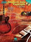 Modern Jazz Concepts for Guitar: Innovative Improvisation Techniques by Sid Jacobs (Paperback, 2004)