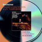 """Ludwig van Beethoven - Beethoven: Piano Concertos Nos. 4 & 5 """"Emperor"""" (2001)"""