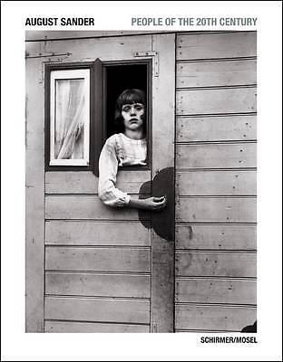 August Sander: People of the 20th Century, Sander, Gerd, New Book